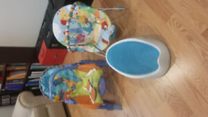 Free baby seats and bath seat