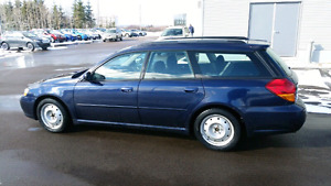 Reduced for quick sell 2005 Subaru legacy wagon 2.5i $3400 obo