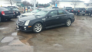 2008 Cadillac STS 3.6 V6 automatic loaded new inspection