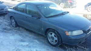GREAT DEAL 2006 Volvo S60 2.5 TURBO FULLY EQUIPED
