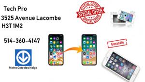 ✮✅ Réparations Ecran Cellulaire à partir de 35$✮✅