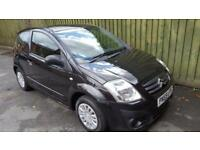 Citroen C2 1.1i 8V ( 61bhp ) VT. EW. CD. WARRANTY. SH.