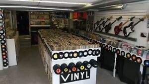 VINTAGE  VINYL RECORDS, AND MUSICAL ACCESSORIES