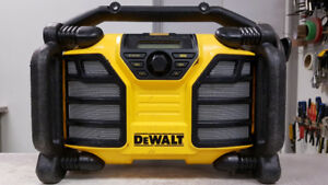 20V DeWALT Jobsite Radio