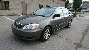 2005 Toyota Corolla Sedan AUTOMATIC (SUPER CLEAN CAR)