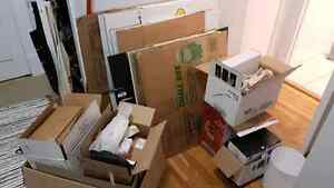 Free moving boxes - ON HOLD