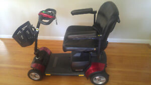 GoGo Traveller Mobility Scooter