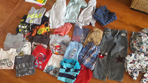 Huge Boys 5-6T Lot of clothing.