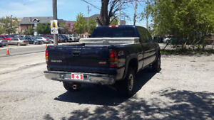 2005 Sierra 2500HD EXTENDED CAB PICKUP 4-DR CALL 6473522058