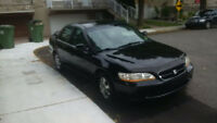 2000 Honda Accord Special Edition Sedan