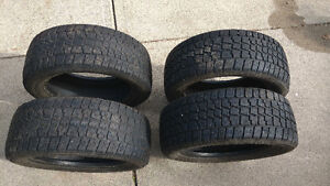 205/55R16 Hercules Avalanche Extreme Winter Tires - 4 Tires
