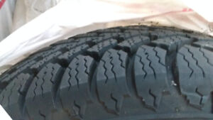 195/65R15 Goodyear Nordic Winter Tires
