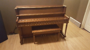 """Piano with Bench  """"FREE"""""""