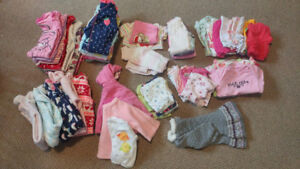 Baby clothes, nb-9 months.. Girl, boy & gender neutral
