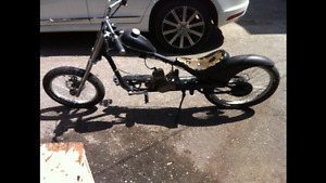 2012 West Coast Chopper Motorized Peddle Bike