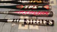 **** UPDATED****Slo-pitch Bats for Sale