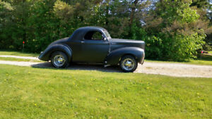 Rare find 1941 Willy's Coupe
