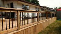 Fences - Decks - Railings