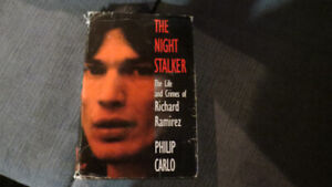 Richard Ramirez The Night Stalker book