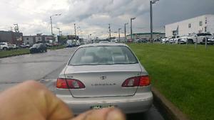 Corolla 1999
