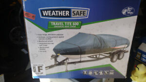22 Foot Boat Cover