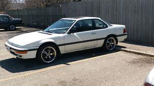 1989 Honda Prelude si Coupe (2 door)