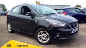 2016 Ford KA Plus 1.2 Zetec 5dr Manual Petrol Hatchback