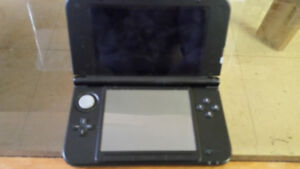 Blue 3DS XL with eb games pokemon case