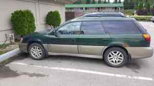 2000 Outback