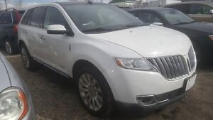 2011 Lincoln MKX LIMITED /AWD/ FULLY LOADED/ LEATHER /NAV/