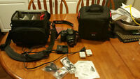 Canon T3I camera with accessories Price reduced $500