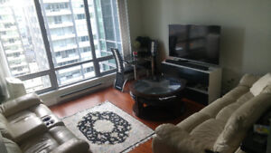 Unfurnished 1 Bedroom + Den Apartment Downtown