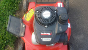 Newer lawn Mower. Mint condition. $100
