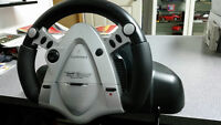 Volant Guillemot  PC Steering wheel