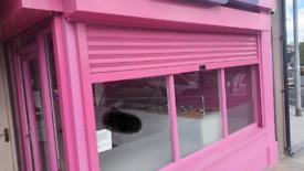 Shop shutters for sale