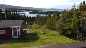 Spectacular Harbour Views, 1 hour from St.Johns $180,000