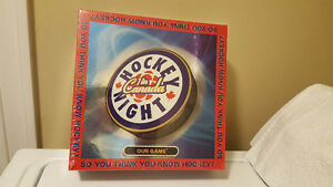 Hockey Night in Canada Board Game - CBC Sports - Unopened