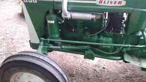 Oliver 550 tractor for sale