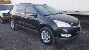 2009 chevrolet traverse LT loaded