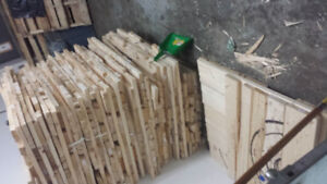 FREE FIREWOOD (MUST CONTACT FOR PICKUP TIME)