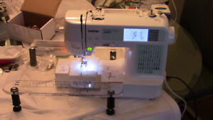 Selling Brother LB6810 Sewing/Embroidery Machine
