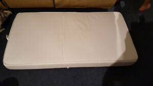 small mattress crib or toddler bed size