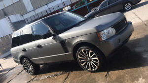 2007 RANGE ROVER SPORT FOR PARTS