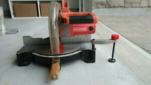 CRAFTSMAN COMPOUND MITRE SAW. Great Condition.