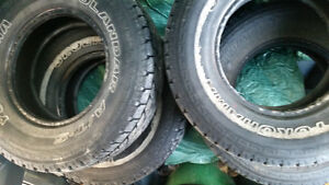Four Sets Of Tires 2 Winters & 2 All Season Prince George British Columbia image 4