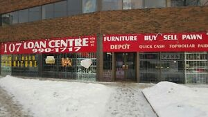 FURNITURE, MATTRESSES AND BOX SPRINGS