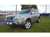 2004 (54) NISSAN X-TRAIL, 2.2dCi SPORT, 1 OWNER,FULL NISSAN SERVICE HISTORY