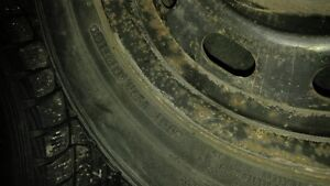 Four winter tires made in Japan Kingston Kingston Area image 1