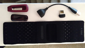 Fitbit One Wireless Activity +Sleep Tracker, best offer accepted