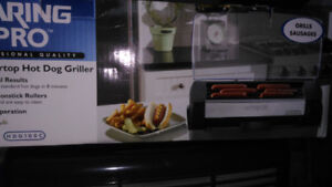 Hot Dog Grill for Home / Shop just $49. call 4168212561